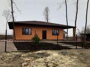 Дом на Алексеевке с применением новых технологий и дорогих материалов.