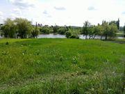 Продам участок 20с. в пос. Ольховка на берегу озера 10 км. от Харькова