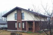 Дом новый с ремонтом.