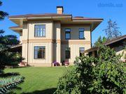 Дом новый с использованием высококачественных материалов.
