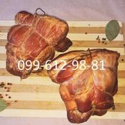Копченое мясо / мясные чипсы / оптом и в розницу