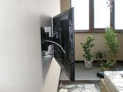 Настройка телевизора, свч ит .д.установка/монтаж кронштейнов.