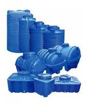 Баки для воды и душа,  пластиковые емкости