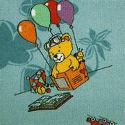 Детский Ковер Funny Bear. Покрытие Детское на пол.