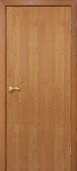 Дверь глухая гладкая ольха