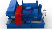 Тяговая электрическая лебедка ТЭЛ-2