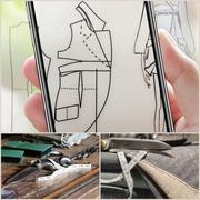 Обучение профессиональному конструированию одежды и градации.