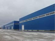 Здания и помещения под использование склад и производство,  разной площ