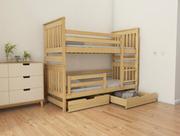 Кровать из дерева Адель Дуо двухъярусная детская/подростковая