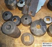 Инструмент для производства крепежа и метизов , Пуансоны первого проход