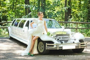Аренда прокат на свадьбу VIP автомобилей и лимузинов Харьков