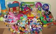 Пластиковые игрушки оптом