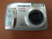 Продам фотоаппарат Olympus С-370
