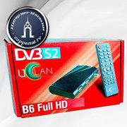 Спутниковый ресивер uClan B6 Full HD