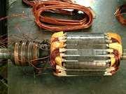 Слесарь в цех по ремонту электродвигателей