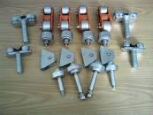 Комплект роликов автовышек АП-17 ,  АП-18.
