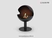 Напольный биокамин SFERA-m3 ТМ Gloss Fire