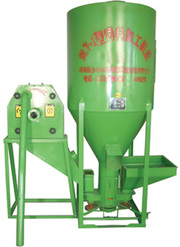 Мини комбикормовый завод (Китай)