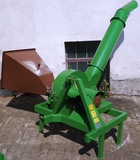 Измельчители древесных отходов J6 / J8 / J8L (от ВОМ).