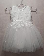 Новогоднее платье для девочки от 3-5 лет