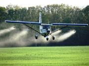 Авиахимическая обработка полей сверхлегкой авиацией