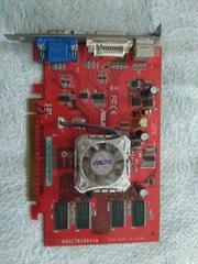 Продам видеокарту PCI-e 512Mb/128 bit