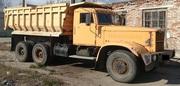 Продаем самосвал КрАЗ 256Б1,  12, 5 тонн,  1988 г.в.