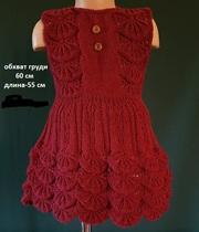 На подарок.Платье-туника