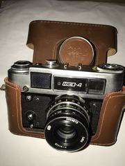 Продам ФЭД-4 с фотовспышкой. Торг