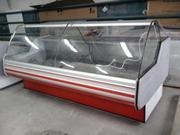 Холодильные витрины Cold(Польша) б/у длинной 2, 4 и 1, 5м