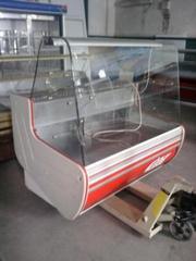 Продам б/у холодильную витрину Cold(Польша) W-18SGSP и кондитерскую